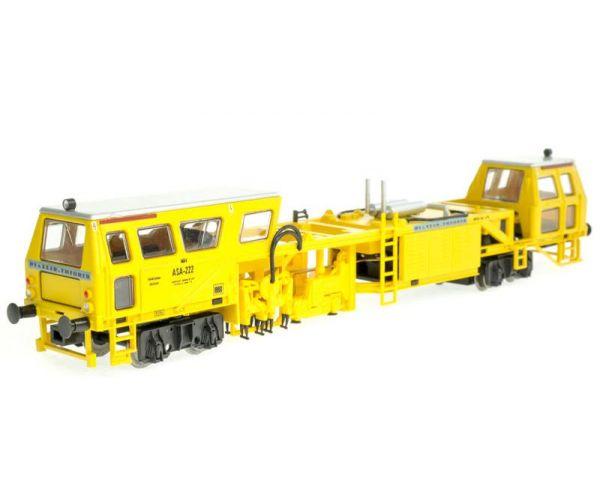 QuaBLA 11522.2 Sínaláverő (vágányszabályozó) gép Plasser-Theurer ASA-222, MÁV IV-V, mozdonydekóderrel