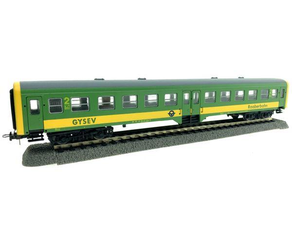 QuaBLA 21224 Személykocsi 2.o. Bh, 20-07 339-5, GySEV VI