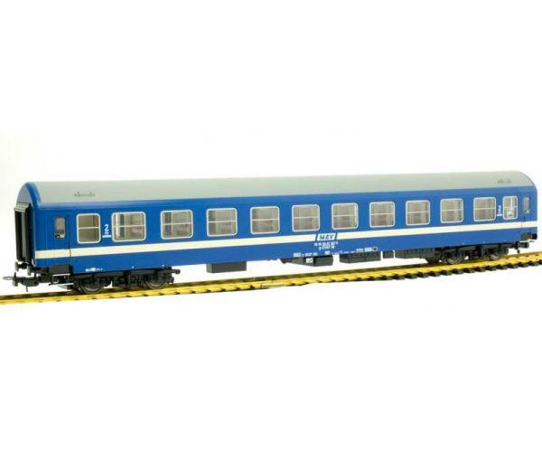 QuaBLA 21400 Retro személykocsi 2.o. Bd, 321-6, MÁV VI