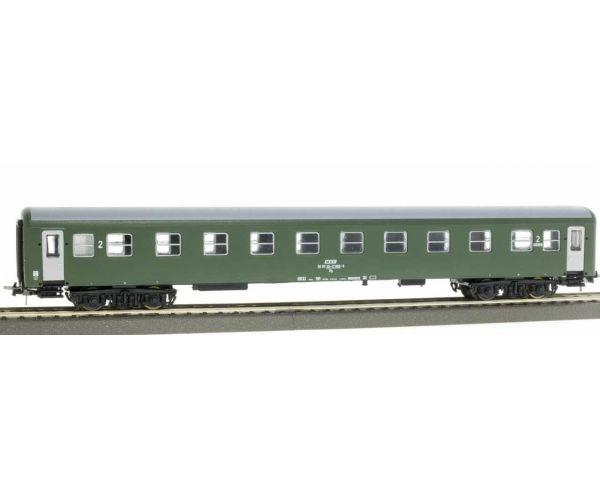 QuaBLA 22140 Személykocsi 2.o. By, MÁV IV, 1.pályaszám