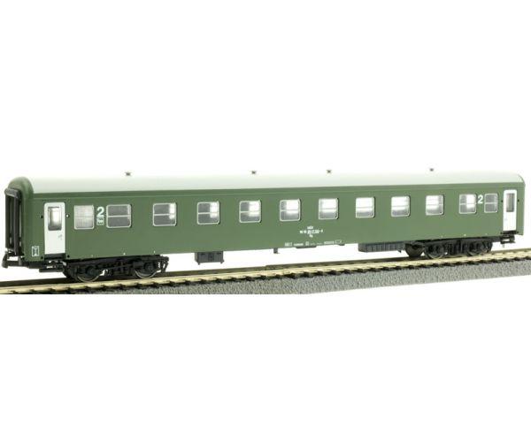 QuaBLA 22147 Személykocsi 2.o. By, MÁV IV, 100-8
