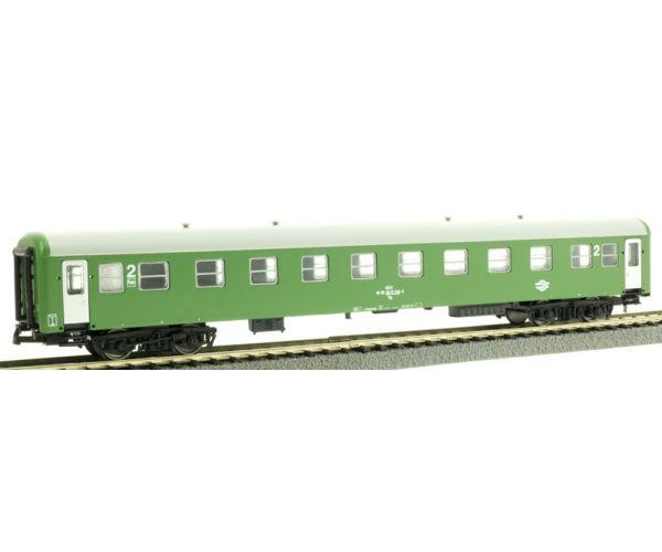 QuaBLA 22149 Személykocsi 2.o. By, MÁV IV, 190-0