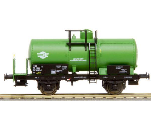 QuaBLA 31946 Tartálykocsi fékhíddal Yp MÁV V