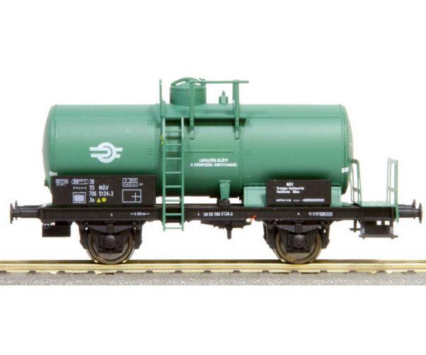 QuaBLA 31947 Tartálykocsi fékhíddal Xs MÁV V