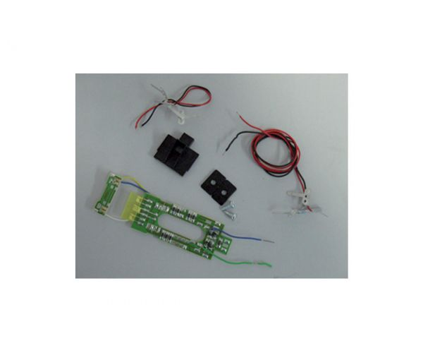 Piko 56137 Reflektor készlet emeletes vezérlőkocsihoz (57603, 57621)