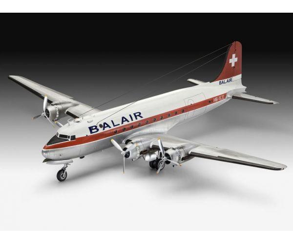 Revell 04947 DC-4 Balair