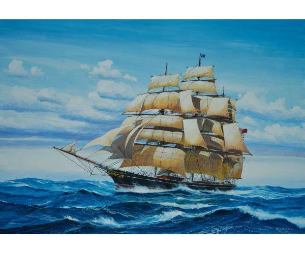 Revell 05422 Cutty Sark teaszállító klipper, hajómakett
