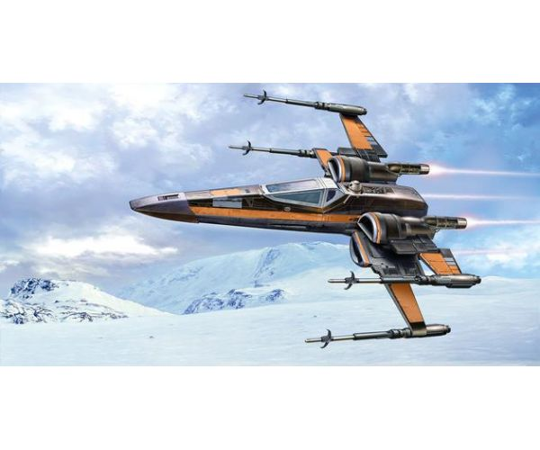 Revell 06692 Poe´s X-wing Fighter