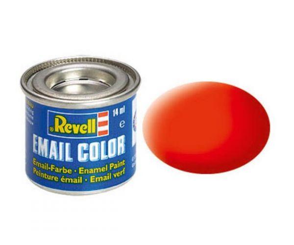 Revell 32125 luminous orange matt makett festék