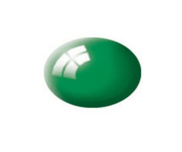 Revell 36161 Aqua emerald zöld fényes makett festék