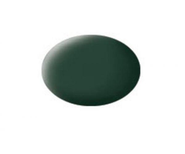Revell 36168 Aqua sötét zöld matt RAF makett festék