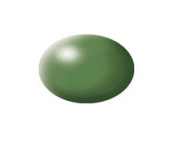 Revell 36360 Aqua zöld selyem makett festék