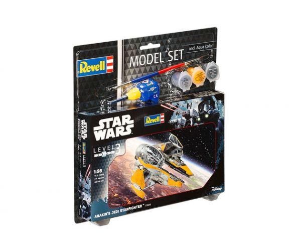 Revell 63606 Model Set Anakin´s Jedi Star Fighter