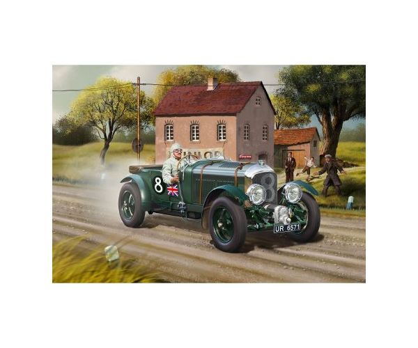 Revell 7007 - Bentley 4,5L Blower 1:24