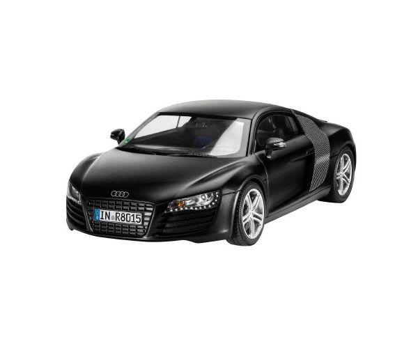 Revell 7057 Audi R8 black 1:24