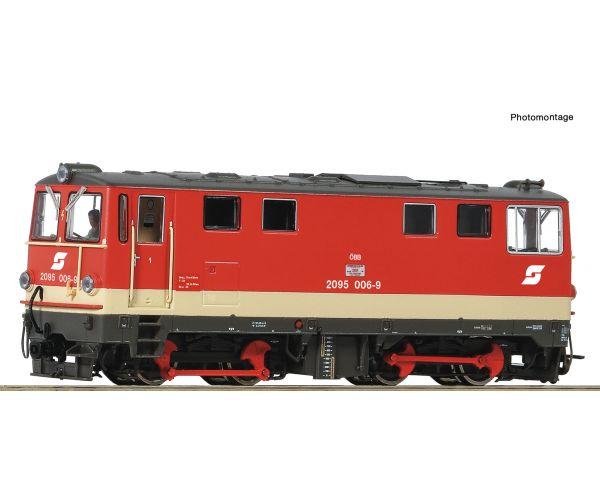 Roco 33298 Dízelmozdony Rh 2095 006, ÖBB V-VI