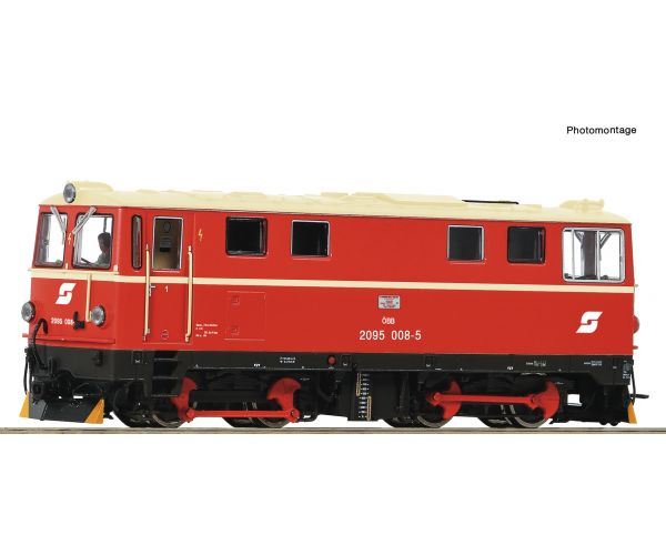 Roco 33300 Dízelmozdony Rh 2095 008-5, ÖBB V