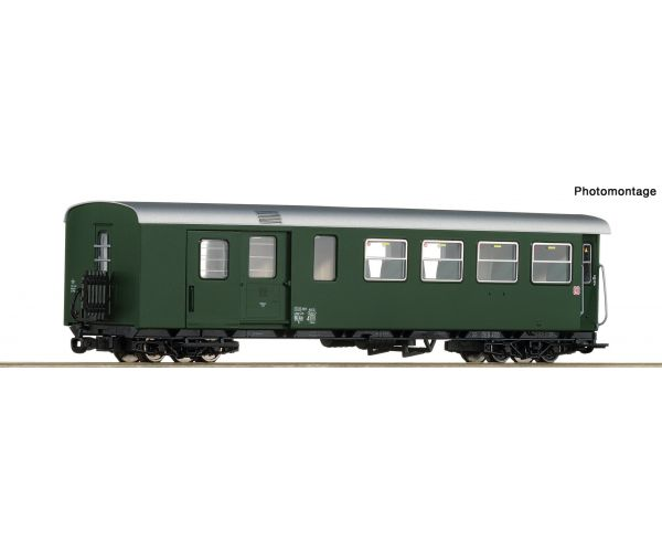 Roco 34033 Személykocsi 2.o. poggyászszakasszal BD4ip/s, ÖBB IV