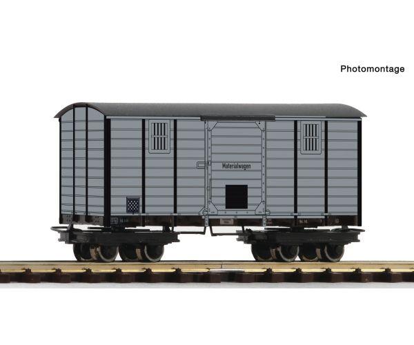 Roco 34065 Zárt teherkocsi Materialwagen, Waldbahn III-IV