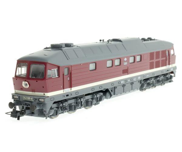 Roco 52462 Dízelmozdony BR 142 005-8 Ludmilla, DR IV