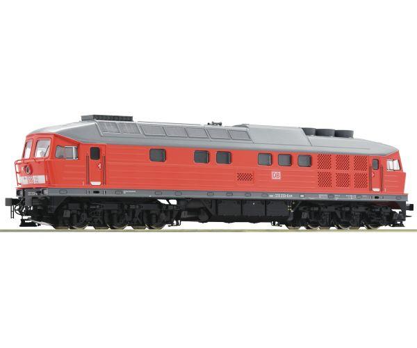 Roco 52496 Dízelmozdony BR 233 233-6 Ludmilla, DB AG VI