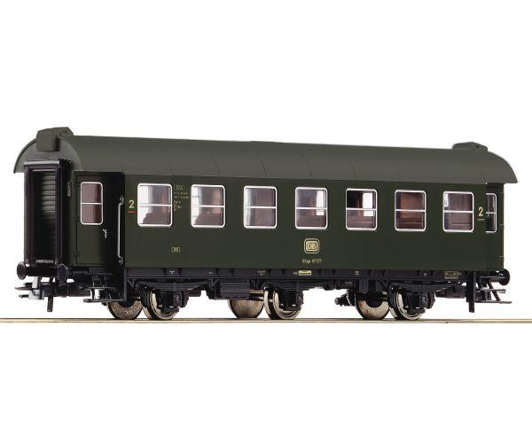 Roco 54291 Személykocsi 2.o. B3yge, umbauwagen, DB IV