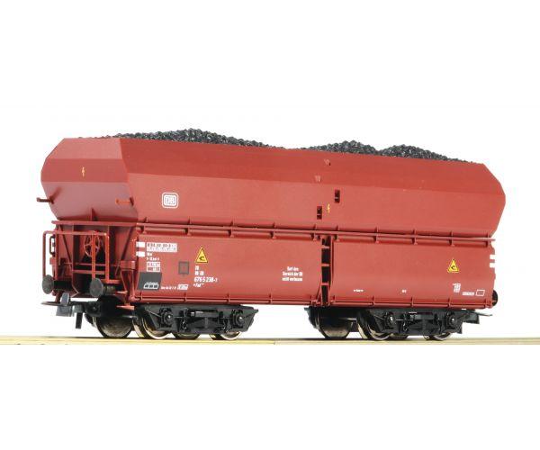 Roco 56332 Önürítős kocsi OOt42, szénrakománnyal, DB IV