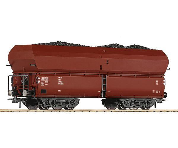 Roco 56333 Önürítős kocsi szénrakománnyal, DR IV