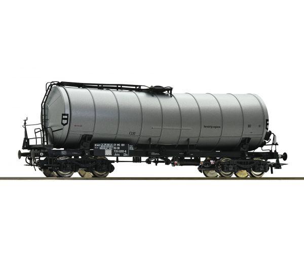 Roco 67310 Hajlított tartályos trágyaszállító kocsi fékhíddal Uahs ZZhs, DR IV