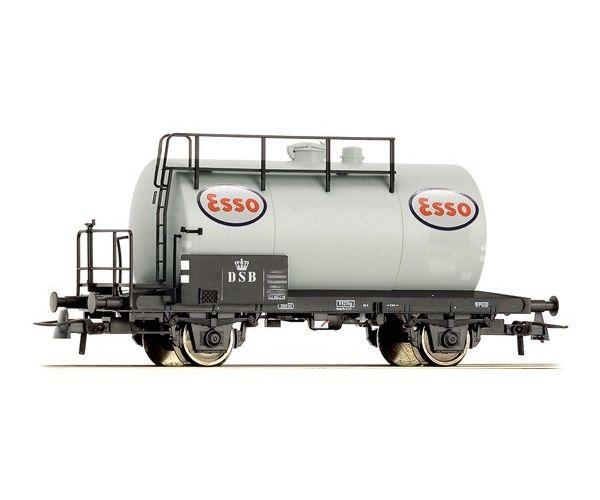 Roco 67608 Tartálykocsi fékhíddal, ESSO, DSB III