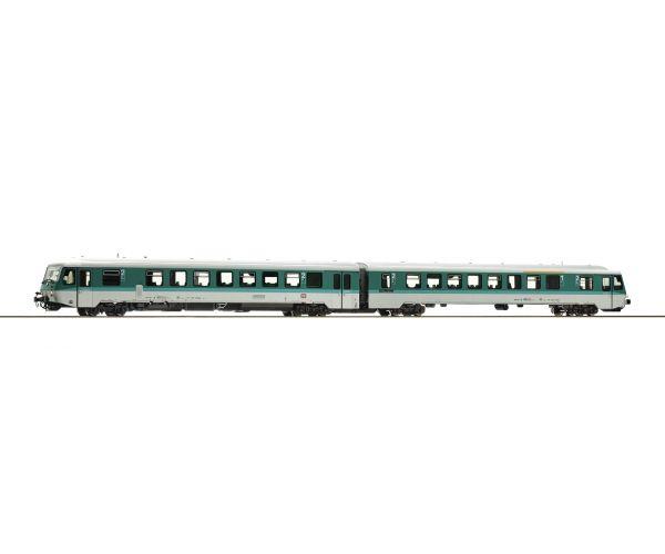 Roco 72075 Dízel motorvonat BR 628.4, DB IV, hangdekóderrel