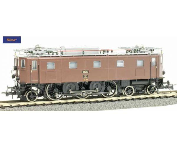Roco 72293 Villanymozdony Ae 3/6II 10412, SBB II-III, hangdekóderrel