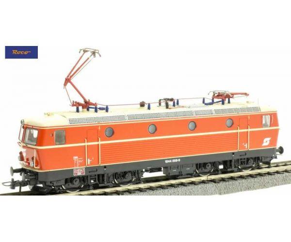 Roco 73071 Villanymozdony Rh 1044 008-9, ÖBB IV-V, hangdekóderrel