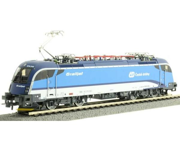 Roco 73218 Villanymozdony Rh 1216 249-3 Taurus, Railjet, CD VI