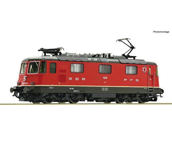 Roco 73259 Villanymozdony Re 4/4 II 420 278-4, SBB VI, hangdekóderrel