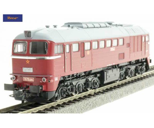 Roco 73796 Dízelmozdony T679 1294 (M62 Szergej), CSD IV