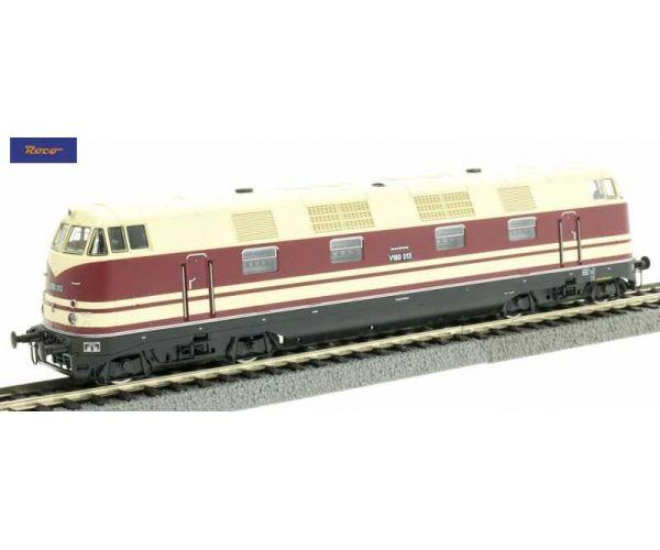 Roco 73890 Dízelmozdony V180 013, DR III