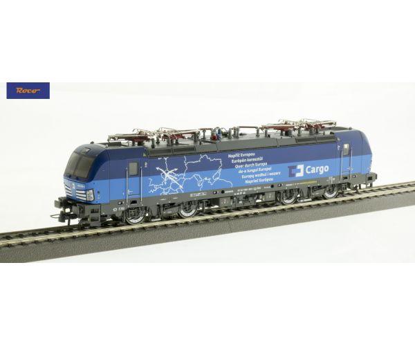 Roco 73931 Villanymozdony BR 193 003-1 Vectron, CD Cargo VI