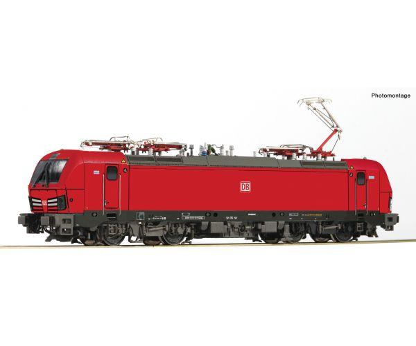 Roco 73985 Villanymozdony BR 193 Vectron, DB AG VI, hangdekóderrel