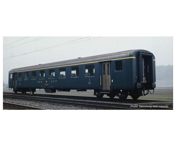 Roco 74560 gyorsvonati kocsi EW II 1. o., SBB epoche 4
