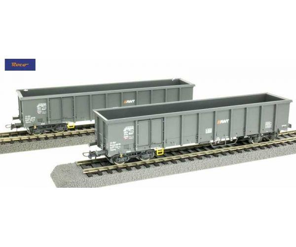 Roco 76099 Nyitott teherkocsi szett Eanos, AWT VI