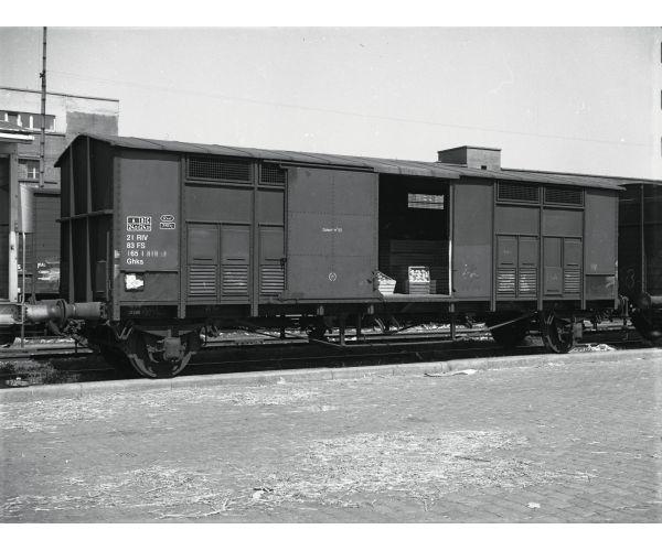 Roco 76164 Csapótetejű kocsiszett, FS IV