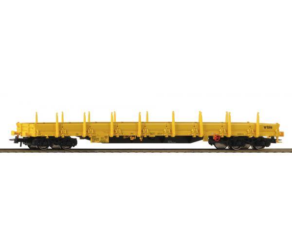 Roco 76985 Pőrekocsi rakoncákkal Res, BLS VI
