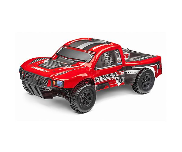 Strada RED SC 1/10 BRUSHLESS elektro SHORT COURSE