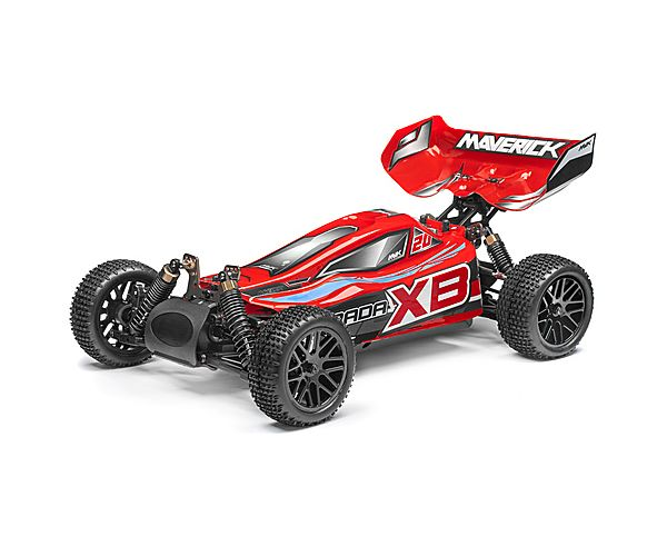Maverick MV12621 Strada RED XB 1/10 RTR Brushless elektromos Buggy