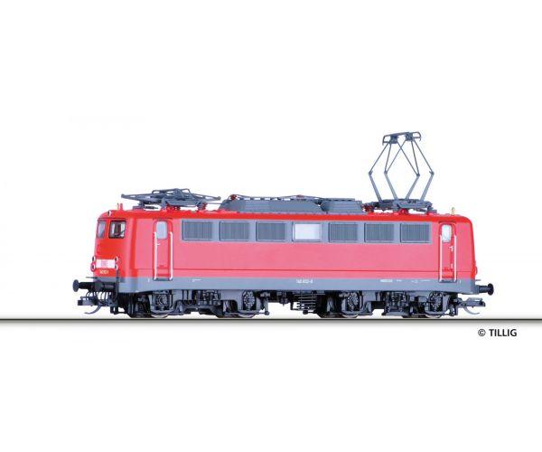 Tillig 04391 Villanymozdony BR 140 652-9, DB AG V