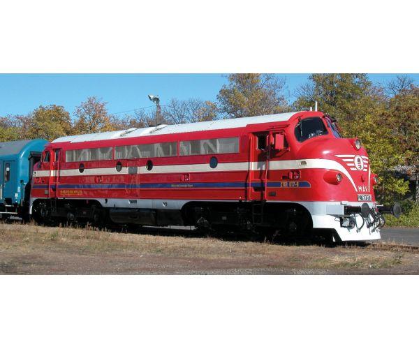 Tillig 04541 Dízelmozdony 2761 017 (M61) NoHAB, MÁV VI