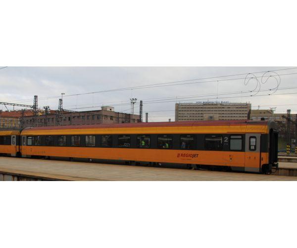 Tillig 13557 Személykocsi 2.o. Bmz RegioJet, VI