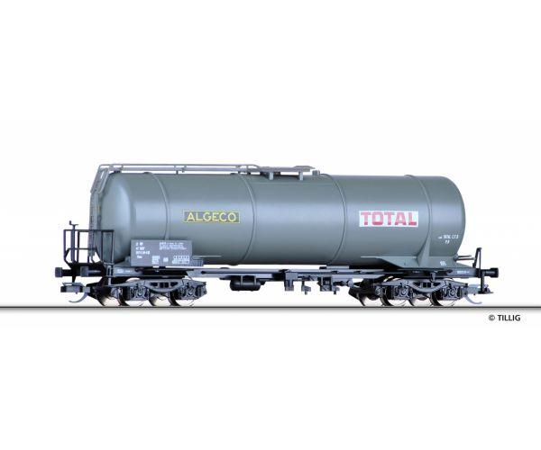 Tillig 15476 Tartálykocsi Uahs ALGECO/TOTAL SNCF IV