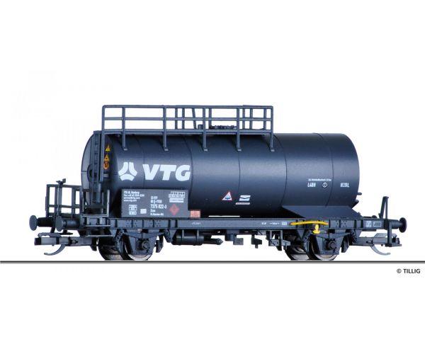 Tillig 17404 Tartálykocsi fékhíddal Zces, VTG AG VI